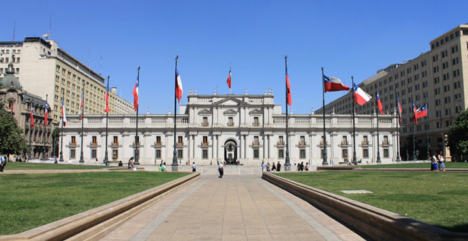 Universidades chile
