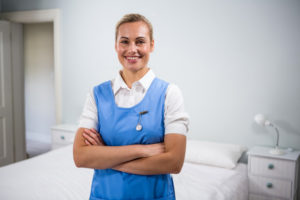 perfil de auxiliar de enfermería
