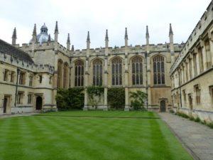 Estudiar en Universidad de Oxford, Reino Unido