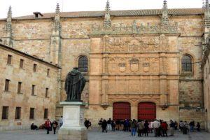 Estudios en la Edad Media Universidad de Salamanca