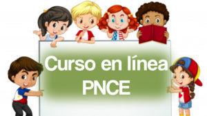 Qué es el curso en línea PNCE
