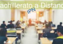 Convocatoria del IPN para Bachillerato a distancia