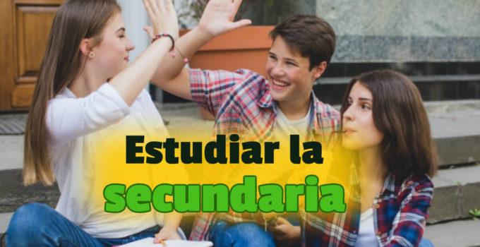 Cómo estudiar la secundaria en línea en México