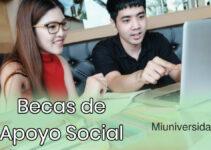 Becas apoyo social Tlalnepantla