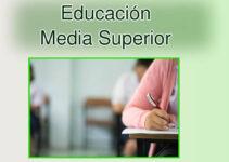 En qué consiste la educación media superior