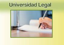 ¿Cómo saber si la universidad es Legal?