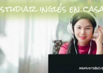 ¿Cómo estudiar inglés en casa?
