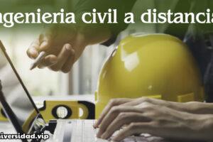 Estudia Ingeniería Civil a distancia en la Universidad Militar Nueva Granada