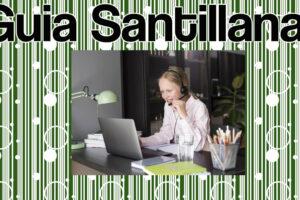 Guía Santillana 5 para estudiar en casa
