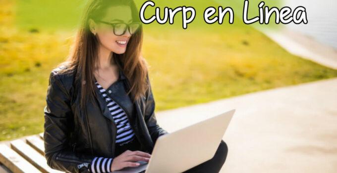 ¿Qué es CURP en Línea?
