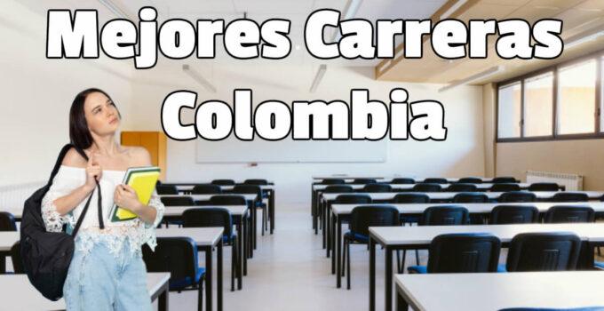Carreras para estudiar en Colombia