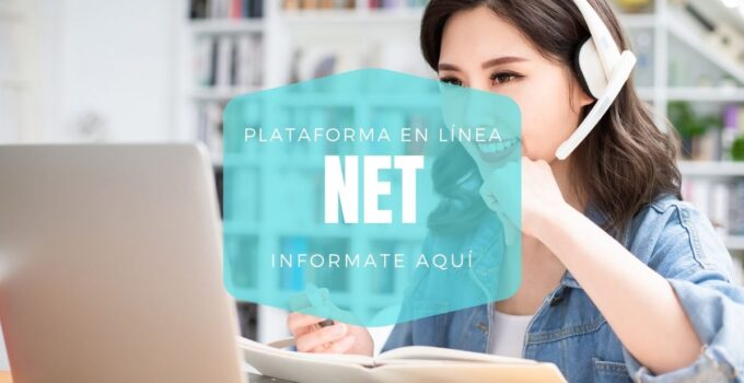 Plataforma virtual de aprendizaje Net