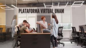 Plataforma virtual UNAM