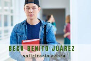¿Cómo solicitar la Beca Benito Juárez?